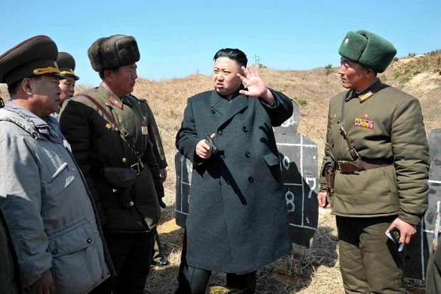 Kim Jong-un Ancam Perang Nuklir dengan China