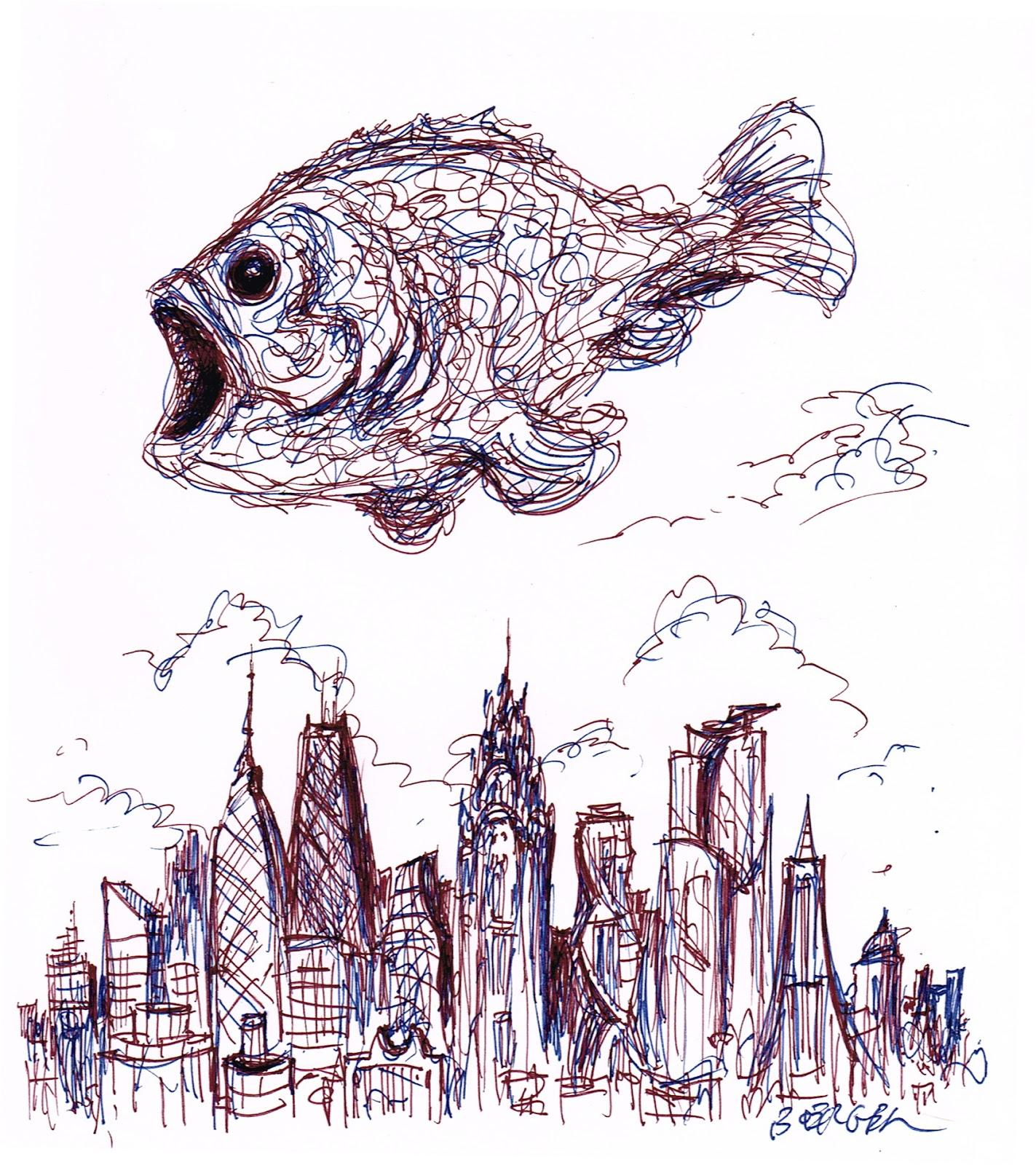Andy's Art: Absurd Drawings 2