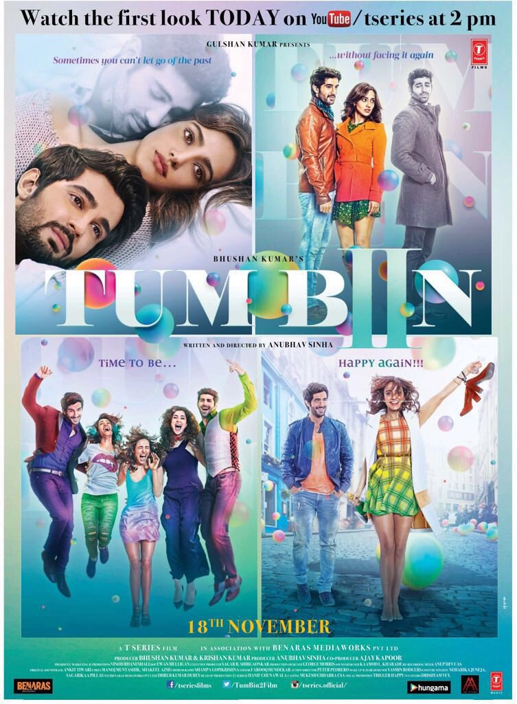 full cast and crew of bollywood movie Tum Bin 2 2017 wiki, Neha Sharma, Aditya Seal, Aashim Gulati story, release date, Actress name poster, trailer, Photos, Wallapper