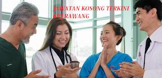 jawatan kosong Terkini KPJ Rawang