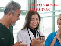 Jawatan Kosong KPJ Rawang Specialist Hospital  (KPJ RSH) 27 JULAI 2016