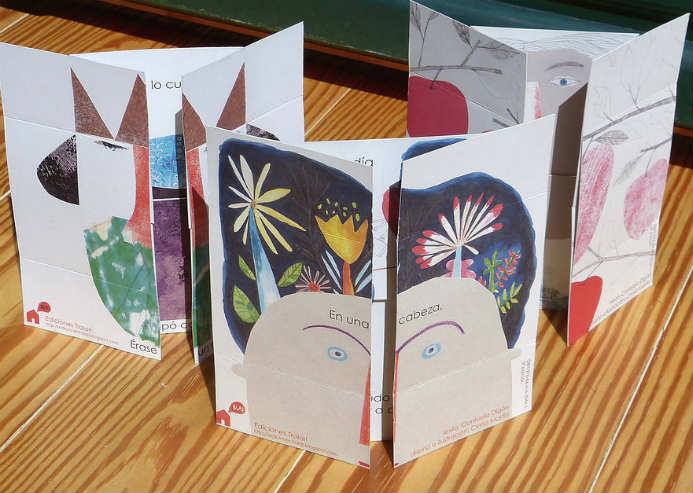 cuentos sorprendentes para fomentar la lectura, infinitos sin fin Tralari