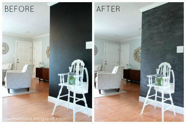 Great Chalkboard Paint In Living Room Conceptstructuresllc Com