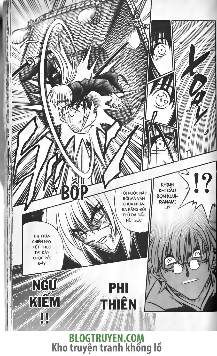 Rurouni Kenshin chap 203 trang 15