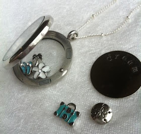 How To Open Origami Owl Bracelet Locket - Alert Bracelet | 266x280