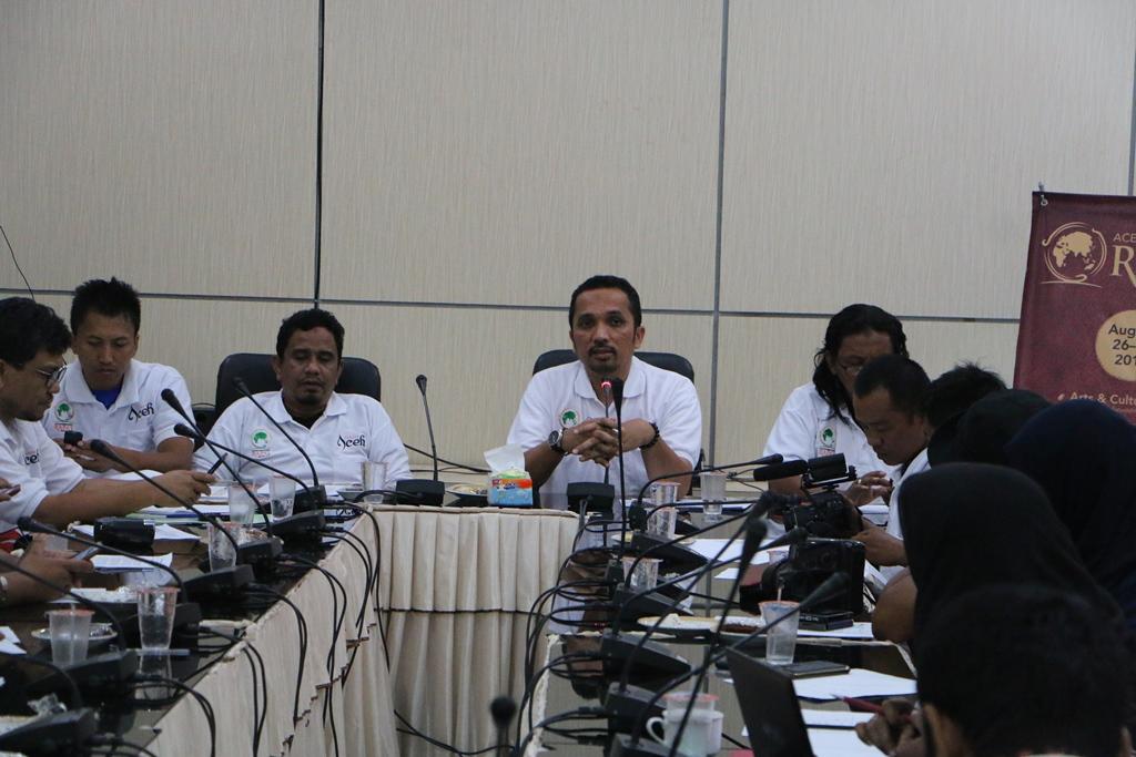 Sejumlah Negara Akan Meriahkan Aceh International Rapa'i Festival