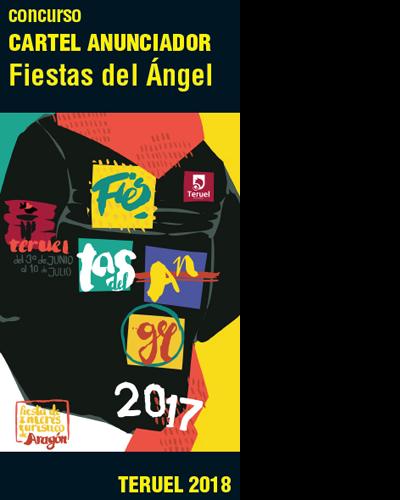 Cartel Anunciador de las Fiestas de la Vaquilla del Ángel 2018