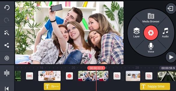 Aplikasi Edit Video Android Terbaik Gratis 2019 tanpa watermark