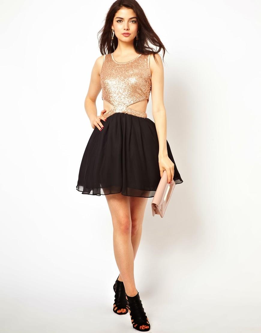 ae5d0237223 pretties  closet  Rare Sequin Cut Out Prom Dress
