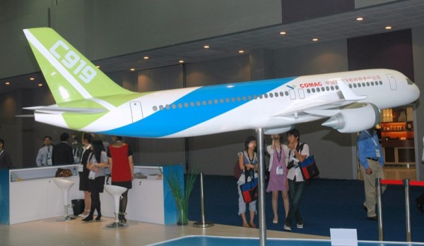 Global Defence News: China's homegrown C919 passenger jet ...