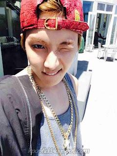 Foto Keren J-Hope BTS Terbaru Pakai Topi