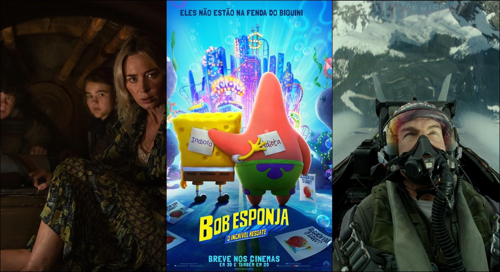 Paramount Pictures | Confira as novas datas de lançamentos