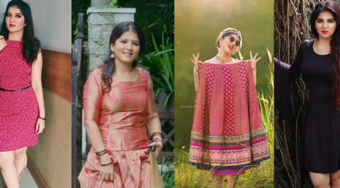Uppum Mulakum Fame Aswathy
