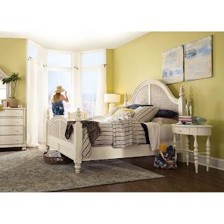 baers furniture classic yellow bedroom