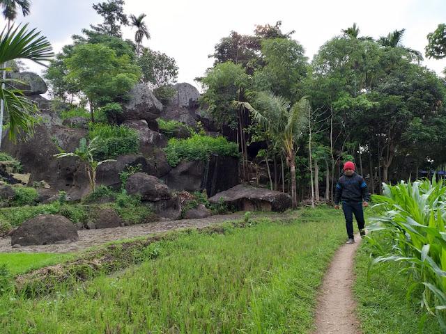 Wisata Alam Batu Man Ghigir (BTM) Widoropayung - Besuki