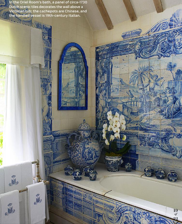English Country Bathroom Designs: Splendid Sass: ANOUSKA HEMPEL