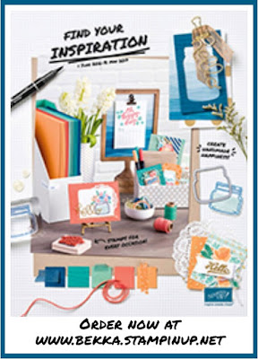 See the new Stampin' Up! UK Catalogue Here