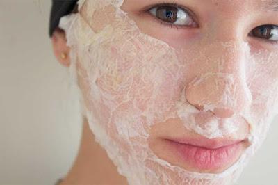 manfaat putih telur sebagai masker wajah alami