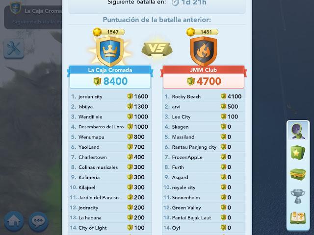 resultados batalla clubes