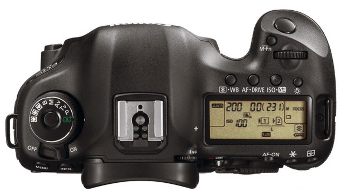 Canon EOS 5D Mark III: Links to Professional / Consumer Reviews