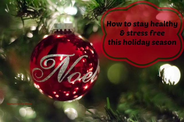 How to conquer the holidays with less stress