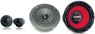 Fungsi speaker dan Jenis Speaker