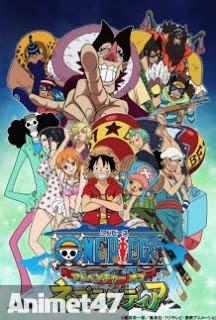 One Piece: Cuộc Phiêu Lưu Đến Lãnh Địa Nebulandia - One Piece Special 2015 Poster