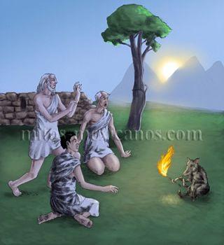 mito del fuego