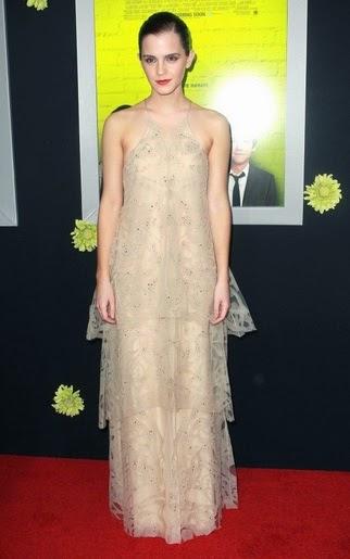 5.Emma Watson Dress