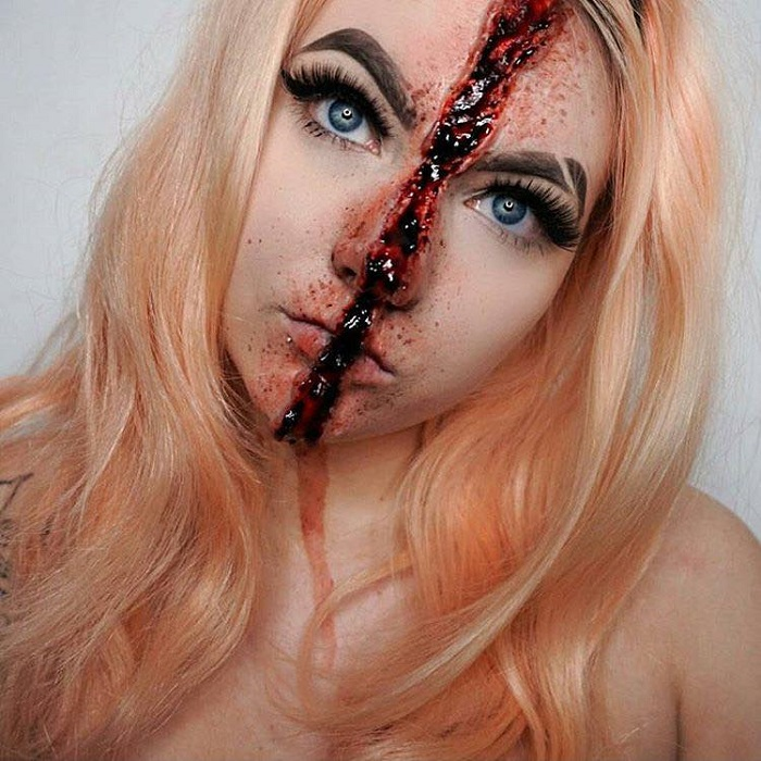 Creepiest Makeup Ideas For Halloween