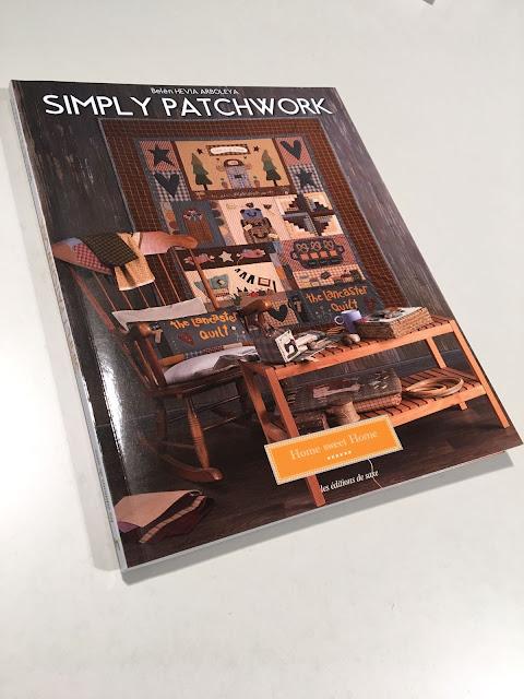 Nuevos libros costura la tertulia del patch