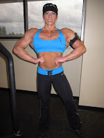 Female bodybuilding most muscular and massive