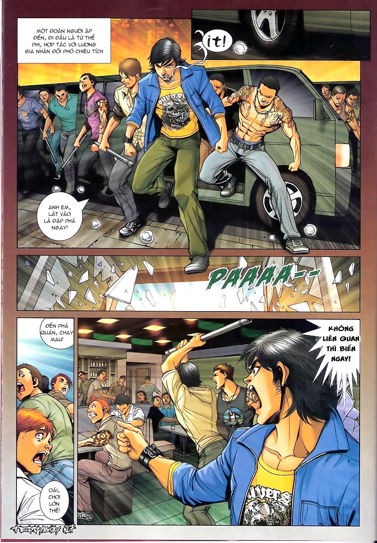 Người Trong Giang Hồ - Chapter 1339: Lương Gia Nhân vs Chiêu Tích - Pic 25