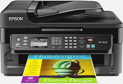 epson workforce wf-2510wf ink
