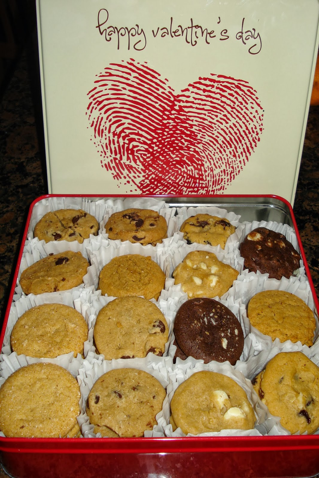Enter the Mrs. Fields Cookie Giveaway. Ends 2/22.
