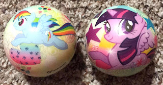 MLP Foam Easter Balls at Meijer