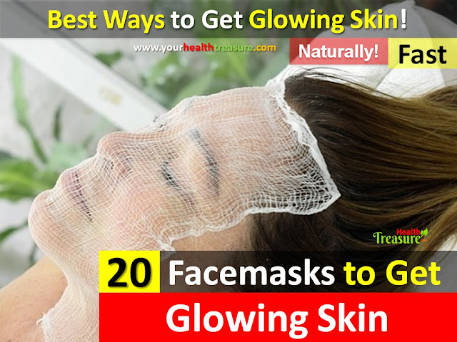 face masks for glowing skin, how to get glowing skin, how to get fair skin, fair skin overnight, skin whitening treatments, homemade face mask, diy face mask,