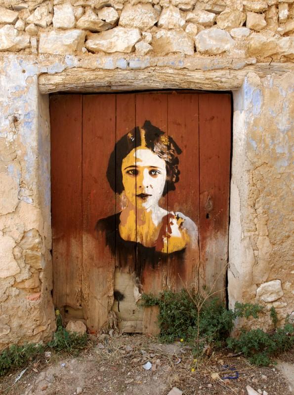 Уличные художники Andrea Michaelsson и Ilya Meyer 10