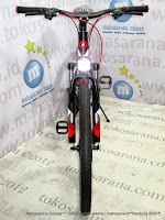 Sepeda Gunung Pacific Vigilon 5.0 Aloi 21 Speed 26 Inci