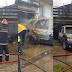 Požar u Slavinovićima: Gorila kotlovnica, izgorio automobil, jedna osoba hospitalizovana
