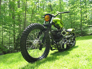 Gangster Choppers, knucklehead, harley davidson knucklehead, choppers,