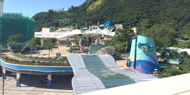 Nikmati Musim Panas di Ocean Park Hong Kong