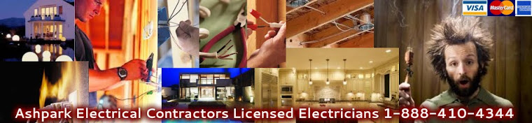Ashpark Electrical Contractors Licenced Electricians Durham Region Oshawa Whitby Ajax Pickering
