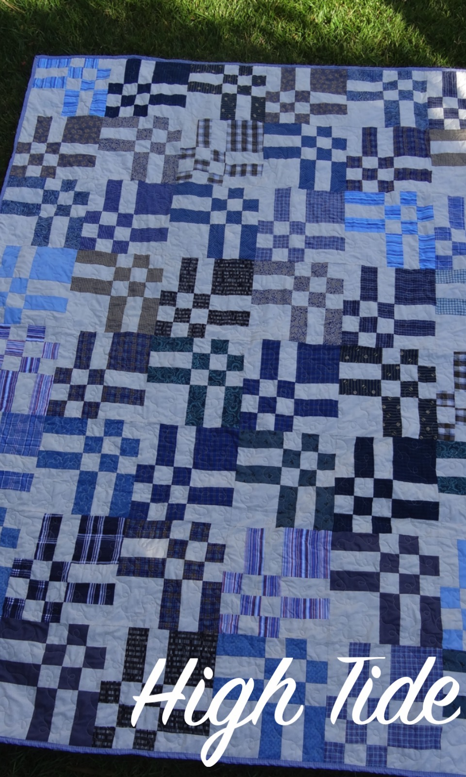 High Tide Quilt Pattern