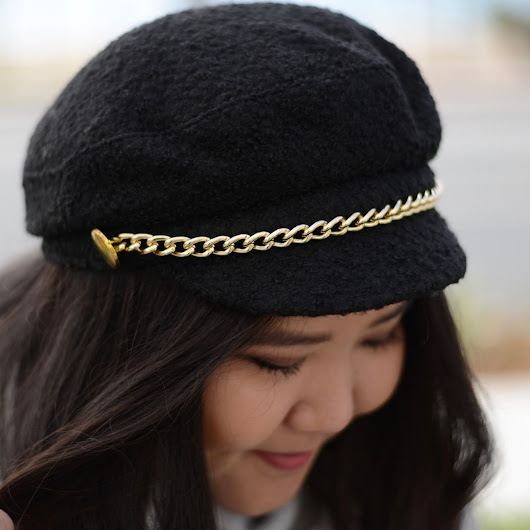 My Go-To Winter Look with Scala Hats & Bearpaw! - <center><p><big><b>GLAM • LUXE • STYLE</b></big></p></center>