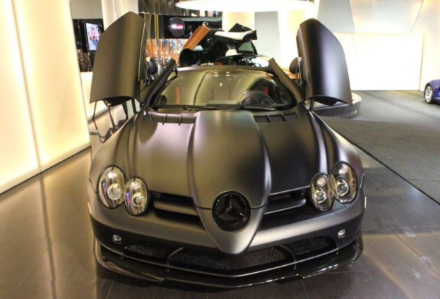 Mercedes Benz SLR McLaren Reviews, Specs Will be Launched at 2018
