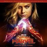 Pinar Toprak - Captain Marvel (Original Motion Picture Soundtrack) Cover
