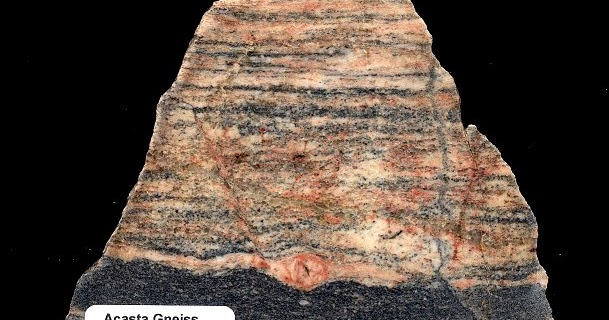 Acasta gneiss radiometric dating