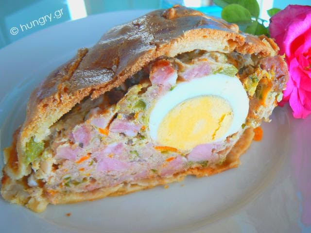 Kitchen Stories Meatloaf In Puff Pastry