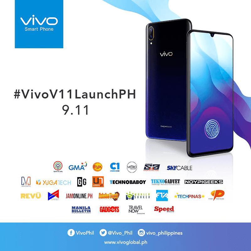 Vivo V11 launch PH